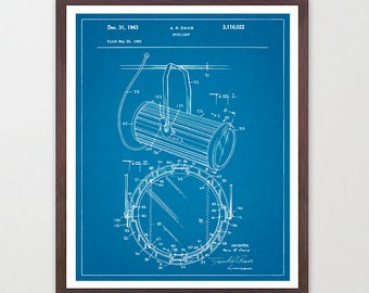 Theater Scenery Patent - Musical Theater Poster - Theater Art - Theater Decor - Broadway - Broadway Musical - Playbill - Actor - Actress