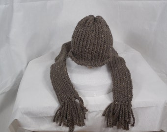 Hat and Scarf set Adult