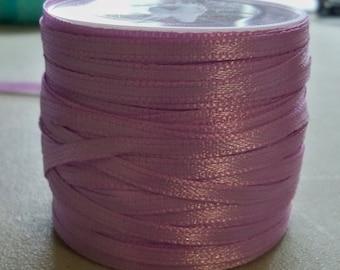 "1/8"" Lilac Satin Ribbon -10 YDS"