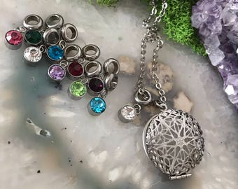 Essential Oils Lockets   Stainless Steel Locket   Diffuser Necklace   Aromatherapy Necklace   Smelly Necklace    Diffuser Jewelry   Oils