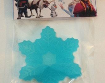 Disney Frozen Soap Party Packs - Snowflake Anna Elsa Sven Kristoff