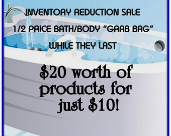SALE-Bath & Body-20 Dollars Worth of Products for Only 10 Dollars-Limited Supply