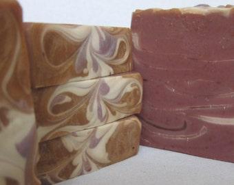 SALE - Dragon's Blood artisan soap