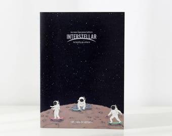 Interstellar | Skateboarding
