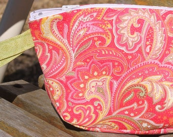Zippered Notions Bag