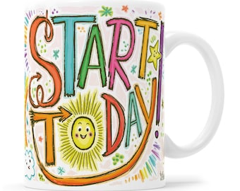 Positive Mug My Sunshine BFF Mug Inspirational Mug Inspirational Her Self Confidence Confidence Gift Inspirational Her Motivational Mug