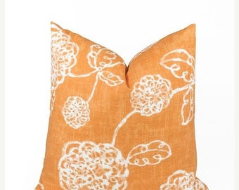 15% Off Sale Orange Pillow , Orange Pillow Cover, Orange Throw Pillow, Decorative Orange Pillow, Orange Accent Pillow, Toss Pillow , Pillows