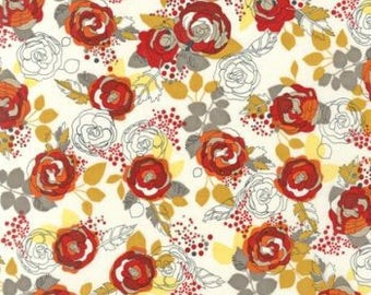 Blythe by Rebecca Bischoff for Robert Kaufman-1 yard Fabric