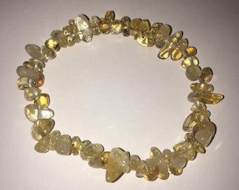Citrine Bracelet ( large )