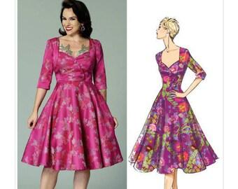 Vintage Butterick pattern by Gertie B6412 by sewing pattern