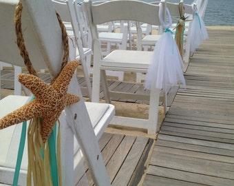 Starfish Aisle Markers (5)