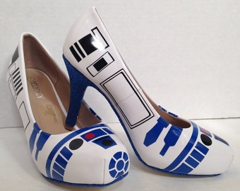 New R2 SW Heel Shoes! Custom Made to Order