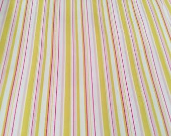 Heather Ross Lightning Bug Stripes 1/2 Yard