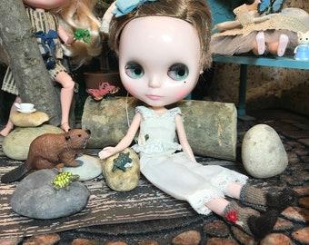 Tree Log Doll Prop