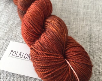 Superwash Merino Sock- Habondia