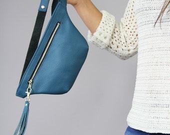 Leather Women Mini Bag, Fanny Pack, Belt bag, Fanny Pack Leather, Leather Pocket Belt, Hip Bag,Fanny Pack Leather, Leather Pouch