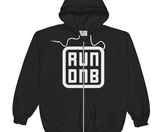 Men's RUN DNB Zip Hoodie