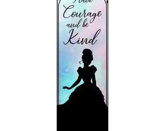 Cinderella - Bookmark