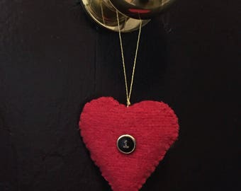 One Love Valentine Charm