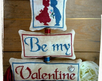 be my Valentine pattern