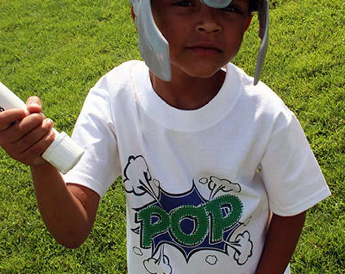 Pop Cartoon Action Bubble T-Shirts for the whole familiy