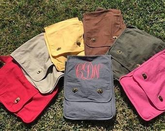 Customized Messenger Bags