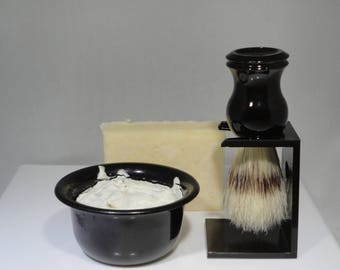 Soap and a Shave set