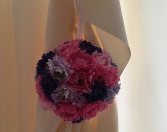 Floral Bloom Ball