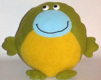 frog sewing pattern, frog Pattern, pattern frog , pattern, frog soft toy pattern, Doll sewing pattern, sewing patterns