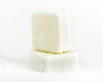 Patchouli Almond Kaolin Clay Shea Butter Soap, Extract Soap, Healing Soap, Vegan Soap, Clay Soap