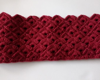 100% Wool cowl, small