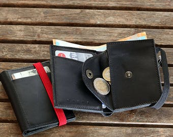 Mens Wallet, Leather Wallet, Mens Gifts, Personalized Wallet