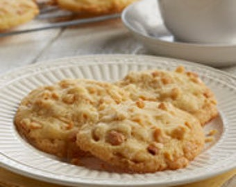 Macadamia Nut Butter Cookie