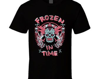 Frozen In Time T Shirt