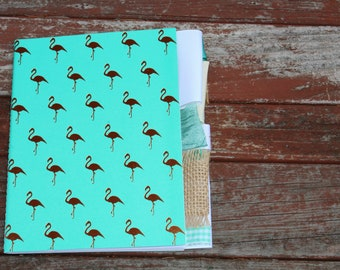 Flamingo Altered Journal