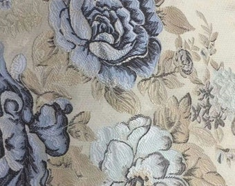 Damask Jacquard Fabric