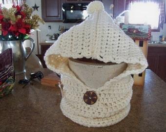 Cowl Hat