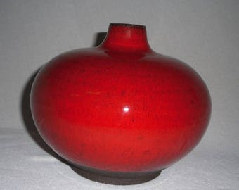 Art Object Ceramic Design vase-Hyllested Danmarkt-um 1960-Holger Jensen
