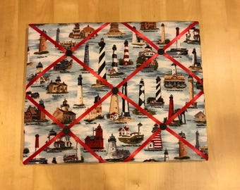 Lighthouse memory board