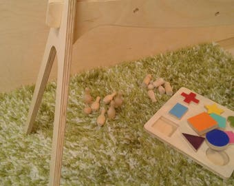 Structure for creating your Baby Gym - Play mat - Play awake