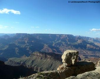 Grand Canyon Grand view