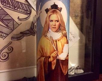 Saint Amy Schumer Prayer Candle