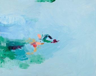 Modern Abstract Fine Art Print