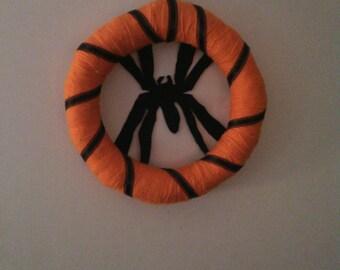 Creature Halloween Wreath