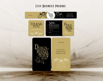 Fully customizable business package