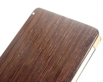 Wood Business Card Holder (Wenge)
