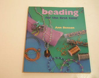 Beading For The First Time Pattern Book