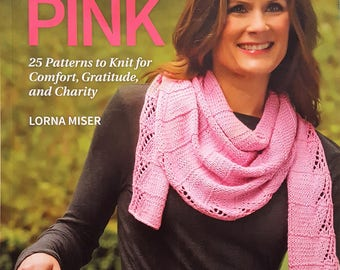 Knit Pink Instruction Booklet