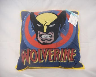 Wolverine Pillow