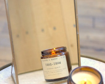Candle Wabi-Sabi NO.6: Trip to Seville